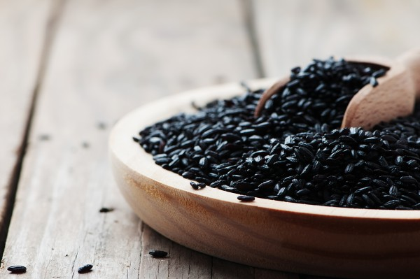 Healthy Benefits of Black Rice