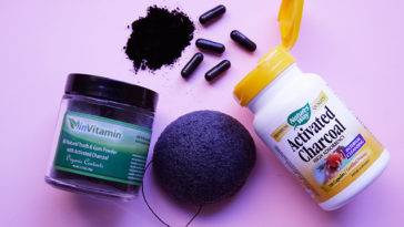 activated charcoal good for inflammation