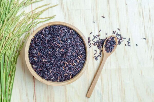 black rice benefits