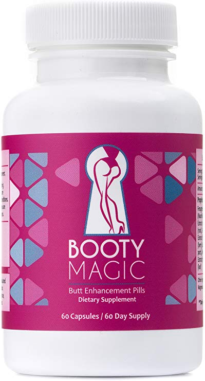 booty magic ultra butt enhancement pills
