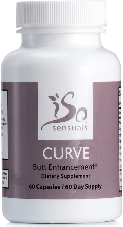 sensuals curve butt enhancement pills